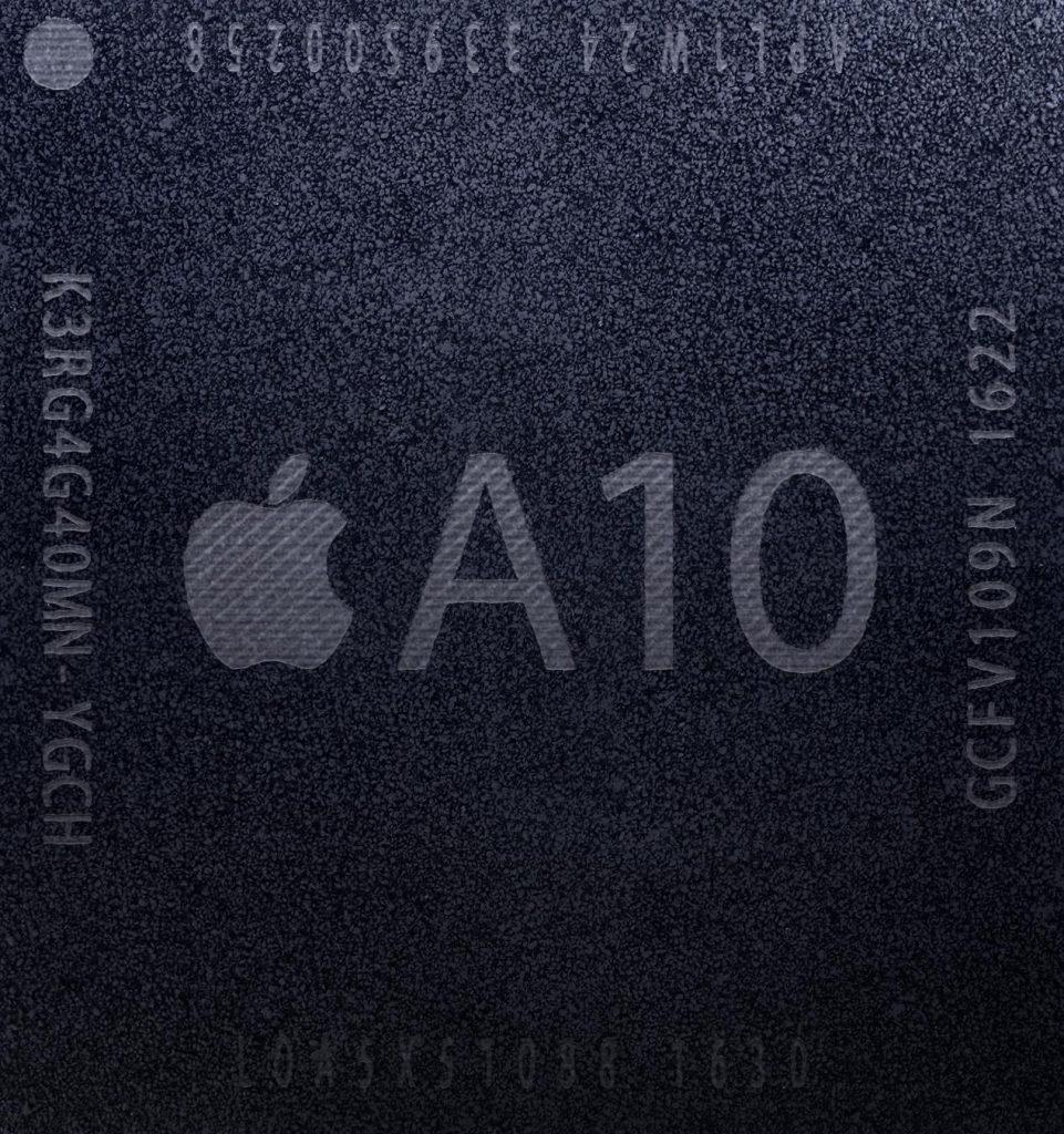 a10 apple processor