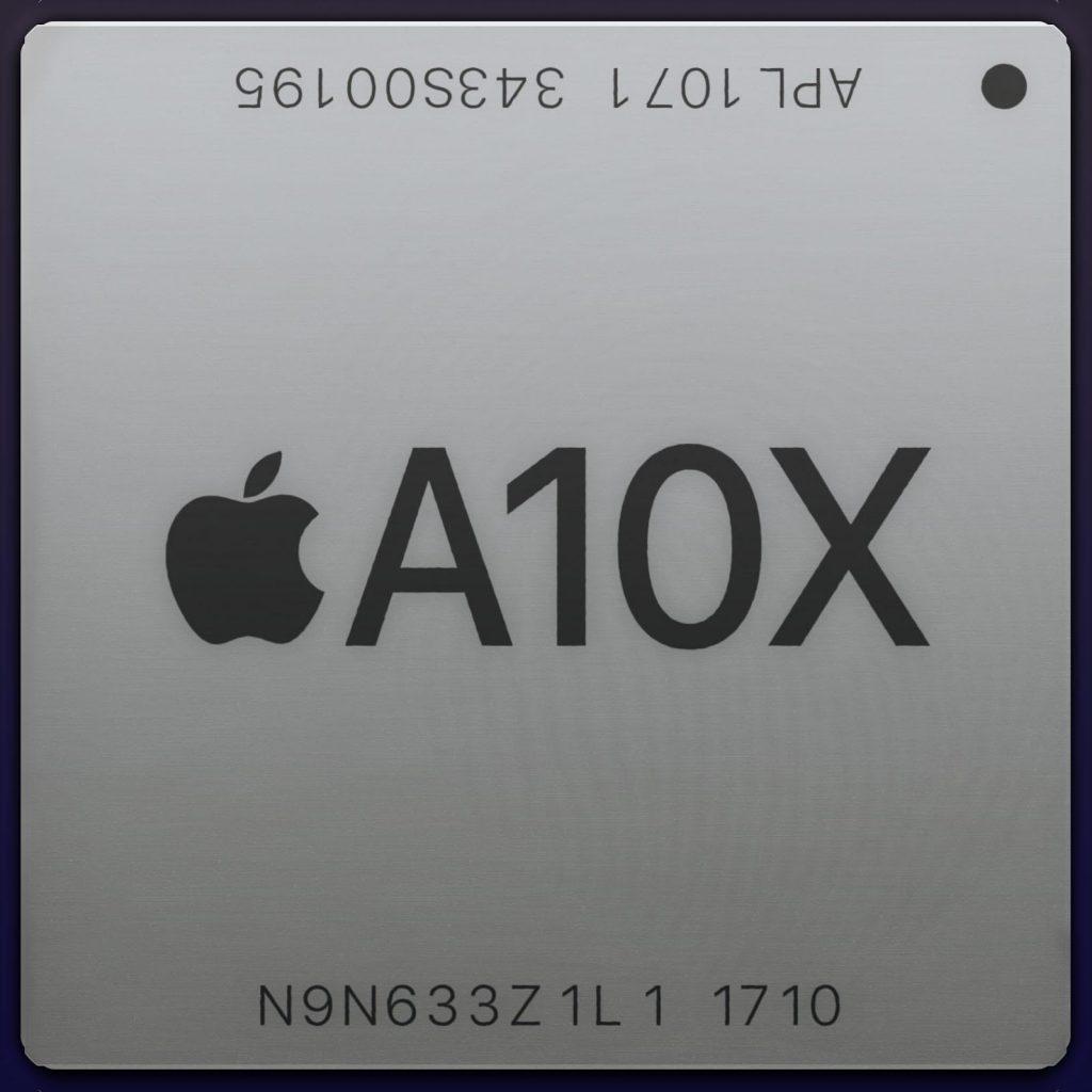 apple a10x processor