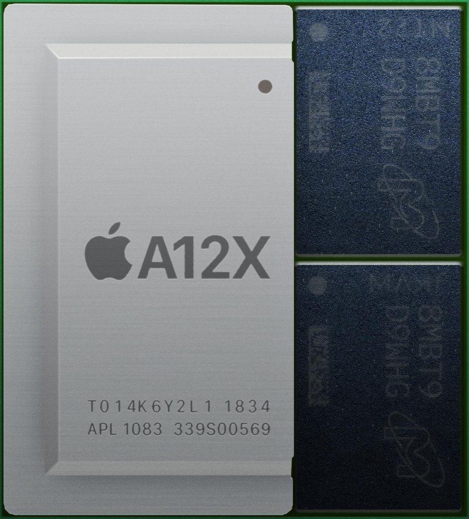 apple a12x processor