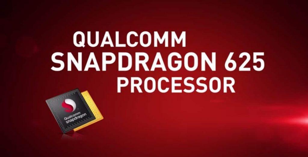 snapdragon 625 processor