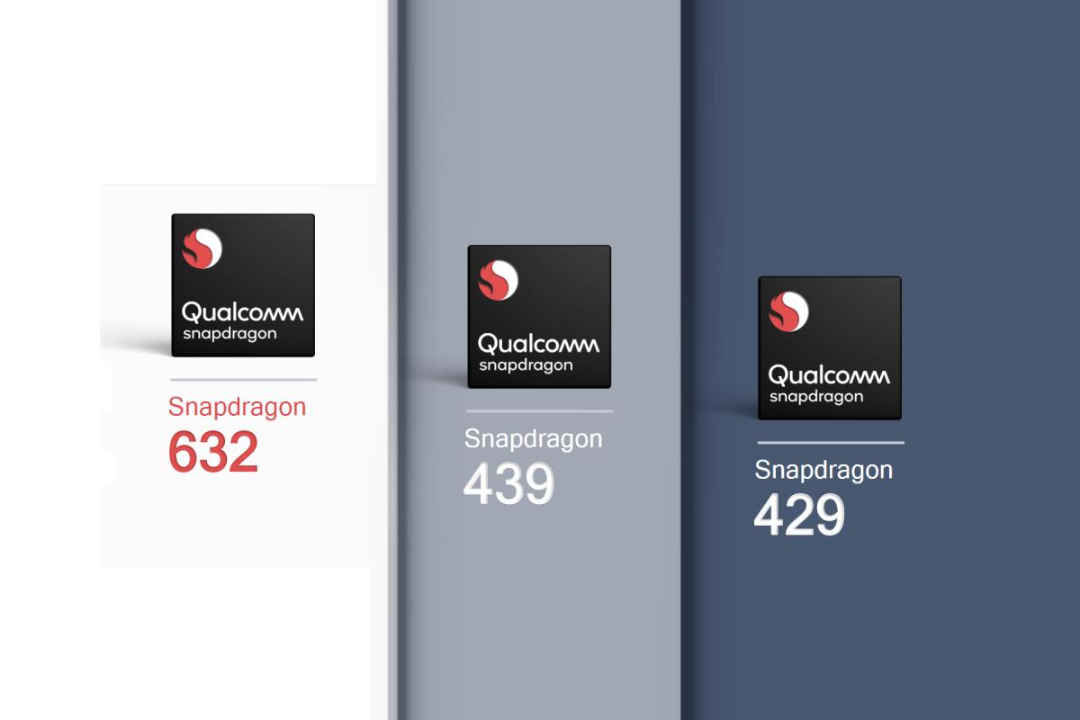 snaprdragon processors