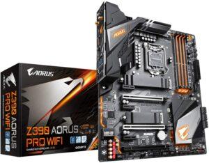 6. Gigabyte Z390 Aorus Pro